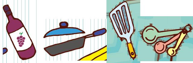 料理アイテム